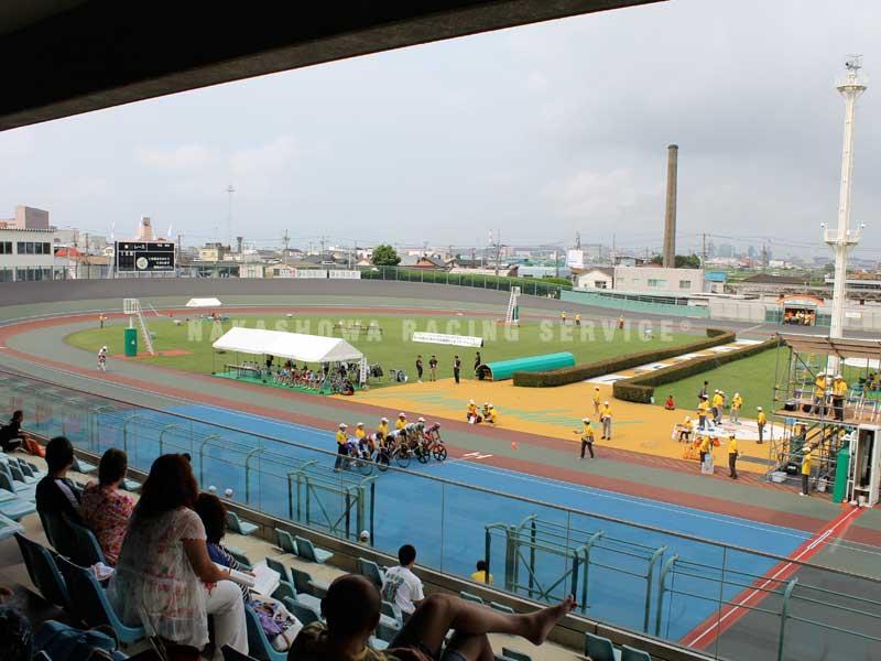 和歌山競輪場 2014.8.25